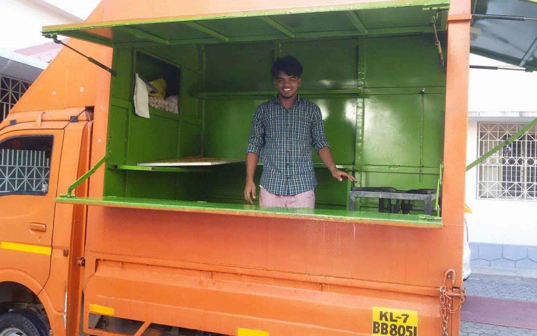 Momo Truck – Kochi